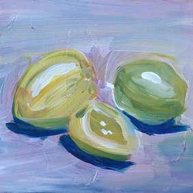 Lemon & lime/Ian Watt