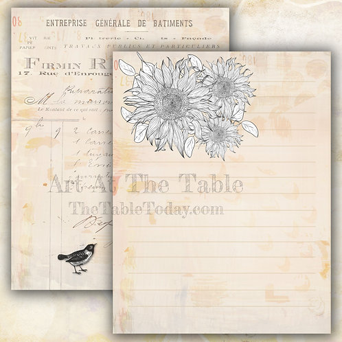 """""""Simply Beautiful Paper"""" Digital Paper Collection"""