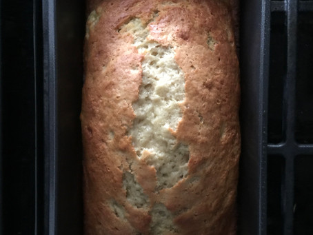 Best! Semi-Homemade Banana Bread