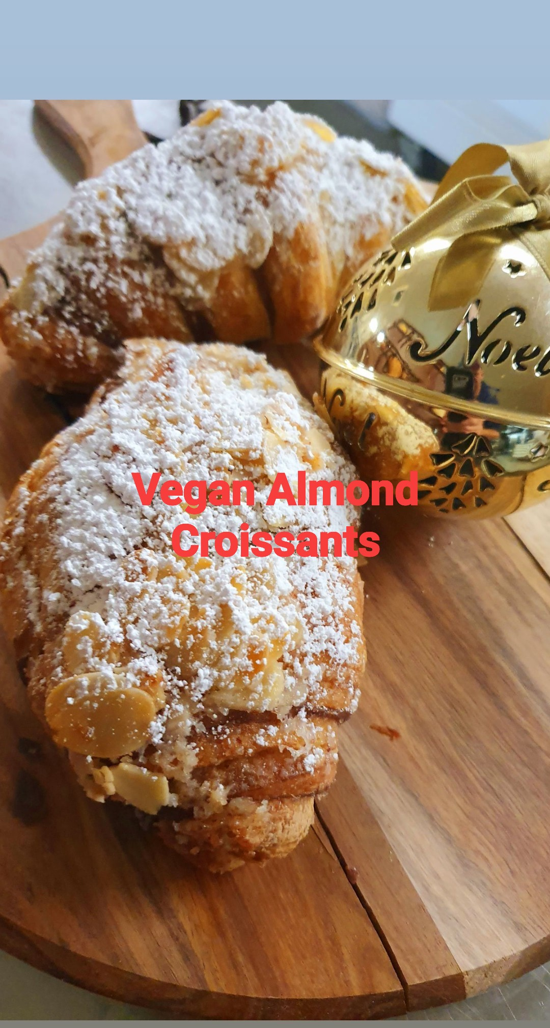 Vegan Almond