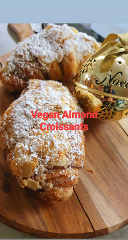 Vegan Almond