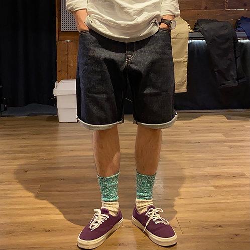 Luckyeight Selvedge Denim Shorts
