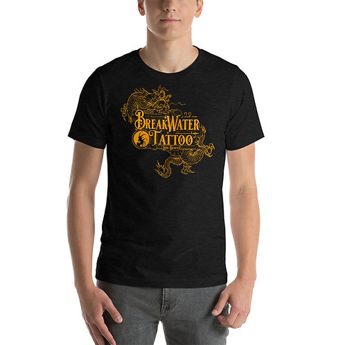 Tan Vo Dragon Breakwater T shirt Black