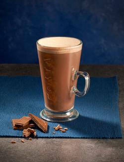 Costa Chocolate Latte