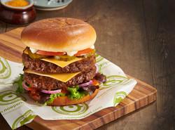 Peri peri burger