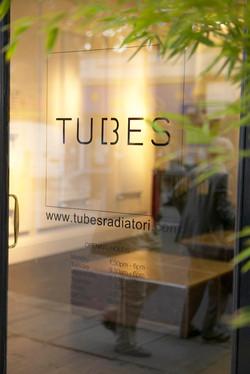 Tubes Radiator showroom