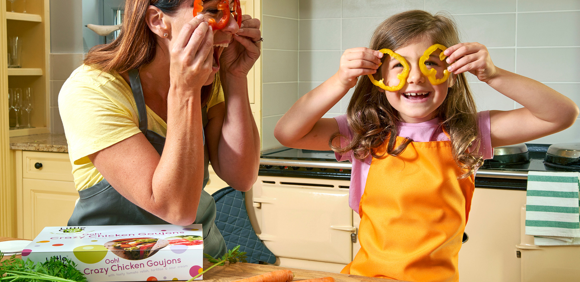 Ad for little cook box