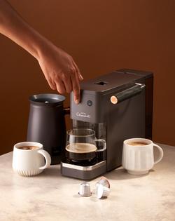 Hotel chocolate Coffee Machine