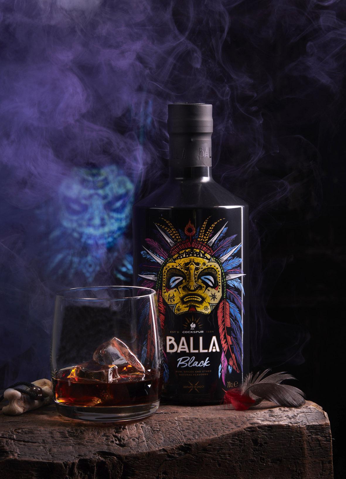 Balla Black Rum