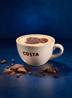Costa gold Cappuccino