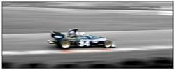 F5000 car testing