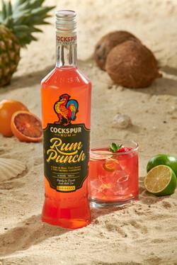 cockspur rum punch