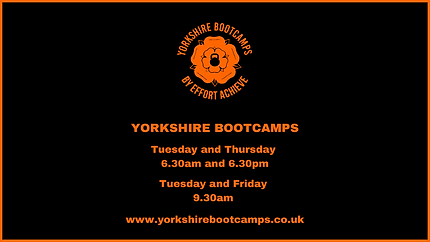 Yorkshire Bootcamps
