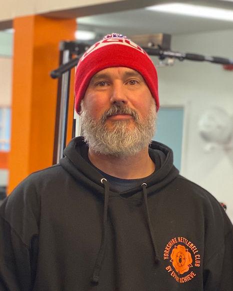 Liam O'Brien Personal Trainer