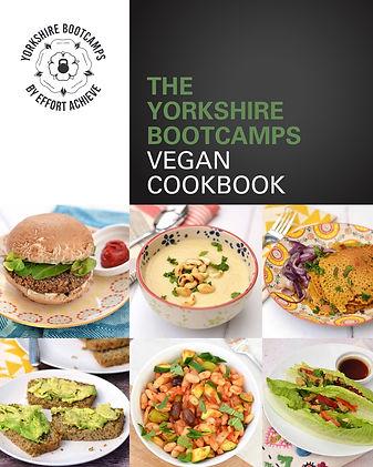 Yorkshire Bootcamps Vegan Cookbook