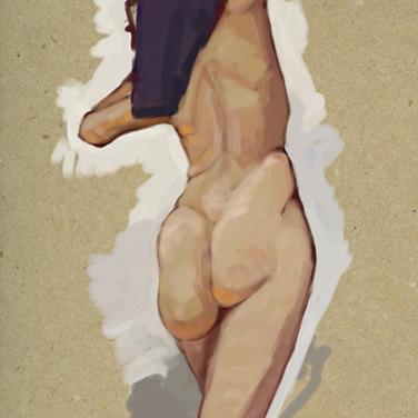 Life Drawing/Painting