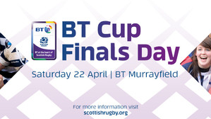 Our Big Day at Murrayfield Finals Day