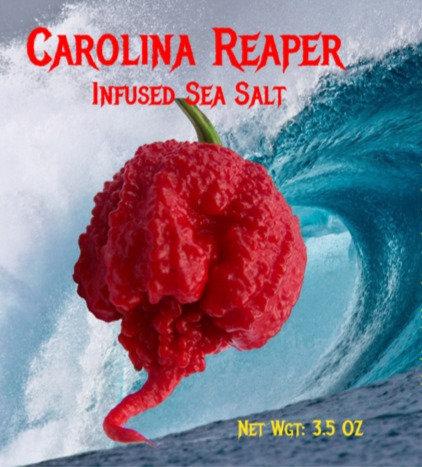 Reaper Infused Sea Salt