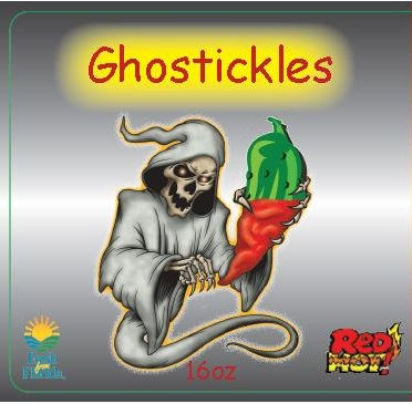 Ghostickles 16 oz