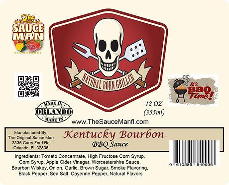 Kentucky Bourbon 12 oz