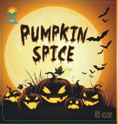 Pumpkin Spice Hot Sauce 5 OZ