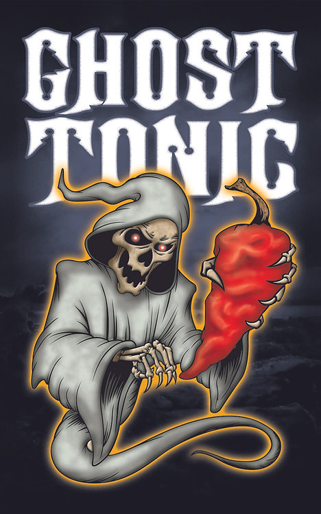 Ghost Tonic 9 OZ