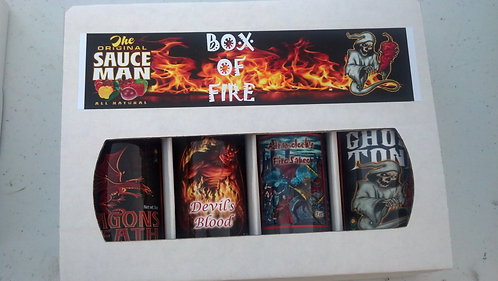 Box Of Fire 4 Pack