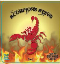 Scorpions Sting 5 oz
