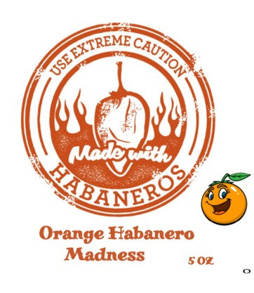 Orange Habanero Madness