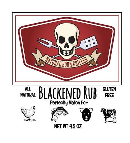 Blackened Rub