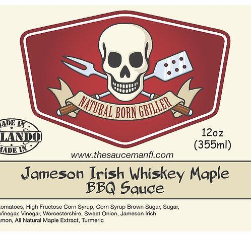 Jameson Irish Whiskey Maple