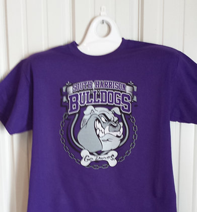 South Harrison Bulldog shirt