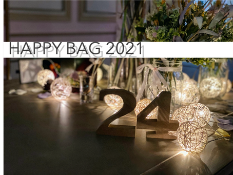✴︎HAPPY BAG 2021✴︎