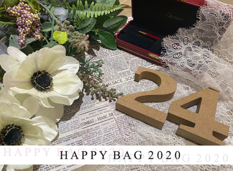 ♢HAPPY BAG 2020♢