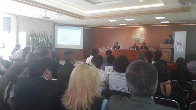 Socialización de Propuesta de Reglamento de Formación Técnica y Tecnológica por parte del CES.