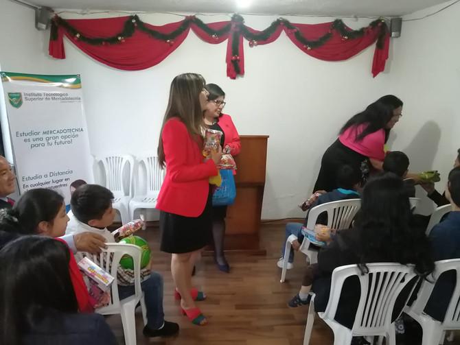 Proyecto de vinculación 2019 (Cochapamba)