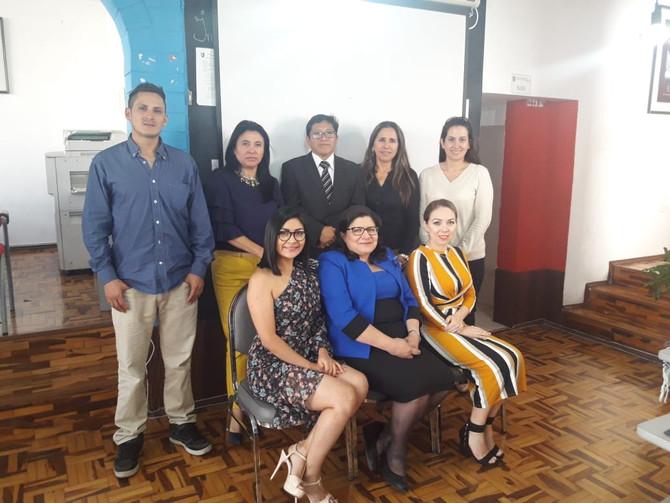 Examen Complexivo de Grado Final, promoción diciembre 2018.
