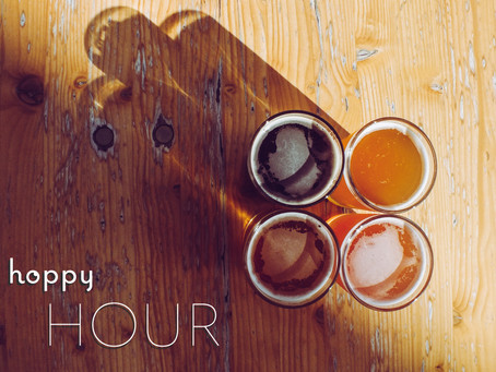 Hoppy Hour at TrimTab Brewing
