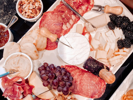 How to Craft the Perfect Cheese Board
