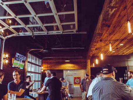 Hoppy Hour at Birmingham District Brewing