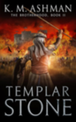 Cover 2 - The Brotherhood 2_Templar Ston