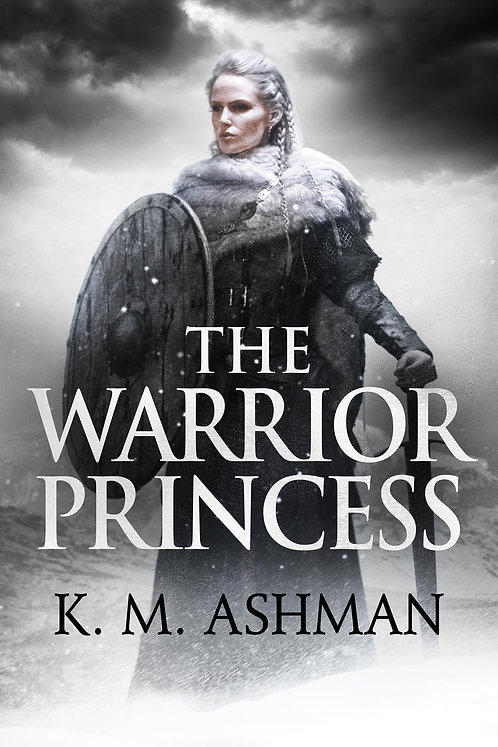 Warrior Princess. Signed Paperback