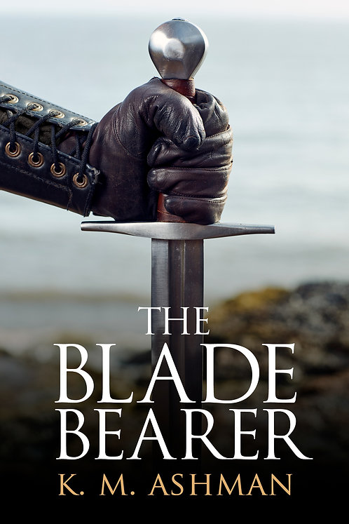 The Blade Bearer. Signed Paperback