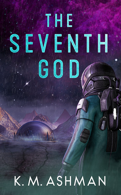 The Seventh God -  Signed Paperback