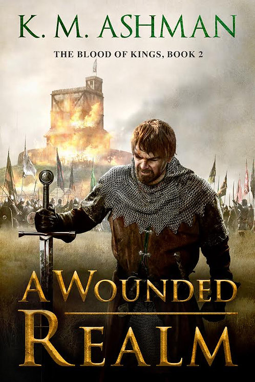 A Wounded Realm. Signed Paperback