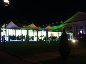 Звук и свет в шатер у Летнего Дворца