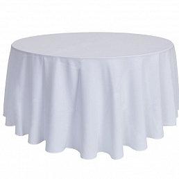 Скатерть для круглого банкетного стола