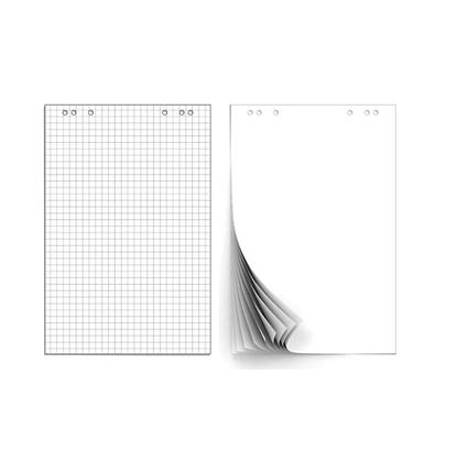 Блокнот бумага для флипчарта