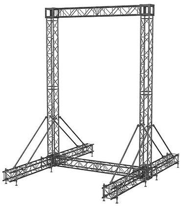 Фермовые конструкции (за 1 м.кв)