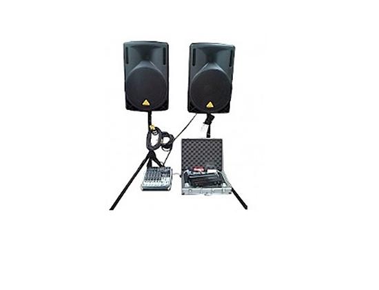 Аренда звука 60 гостей (1 кВт)